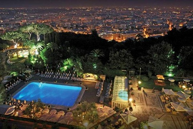 Lazio latium region de rome for La pergola prezzi