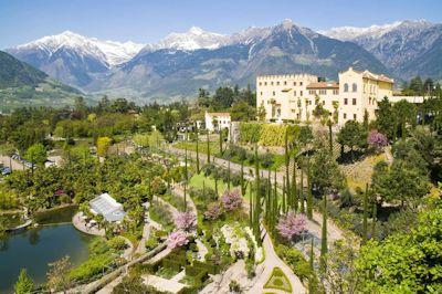 Merano - Giardini di montagna ...